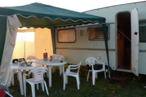 """Camping ,,Rybka"""""""