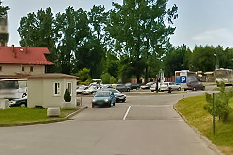 Miejscówka 163 - Łagiewniki