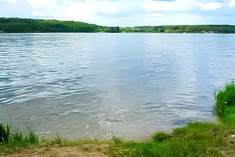 Miejscówka 173 - Jezioro Chańcza