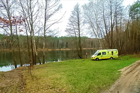 Miejscówka 204 - Jezioro Głęboczek