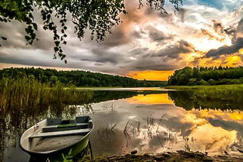 Miejscówka 207 - Jezioro Kuchnia