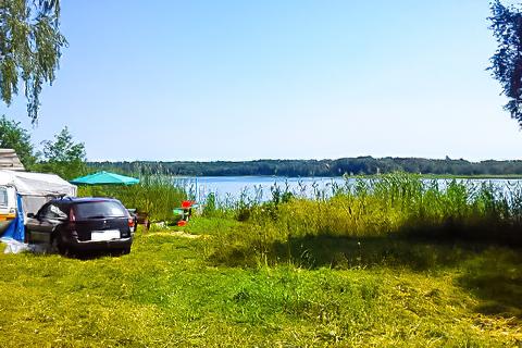Miejscówka 228 - Jezioro Sumino