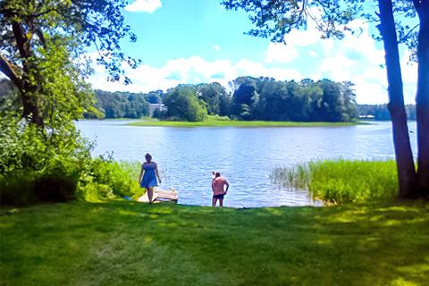 Miejscówka 273 - Tarda jezioro