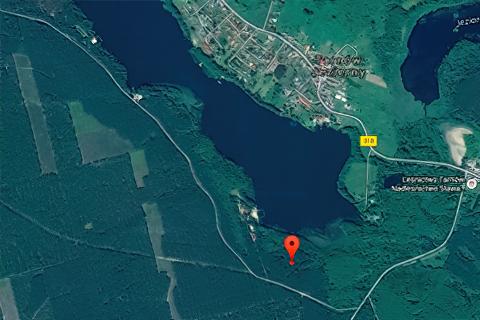 Miejscówka 319 - jezioro Tarnowskie Duże