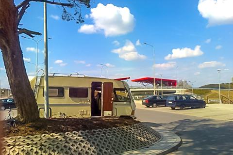 Miejscówka 403 - Gdańsk