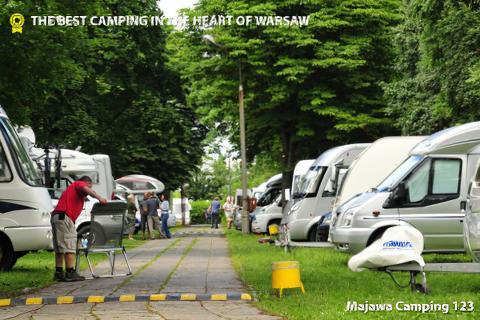 ZAJAZD MAJAWA CAMPING 123