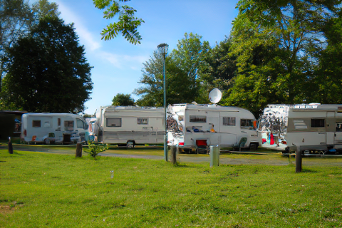 Camping Frombork