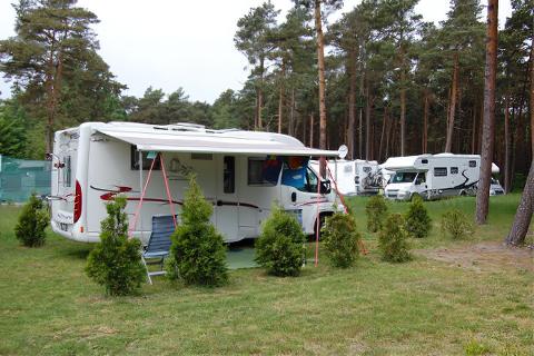Camping Przymorze nr. 48
