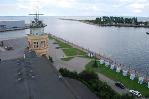 Miejscówka 446- Nowy Port