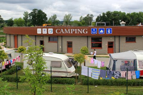 Camping Marina Puławy Nr 35