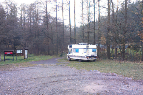 Miejscówka 451 - rezerwat Głazy Krasnoludków
