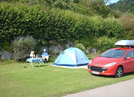 Kur&Feriencamping Badenweiler