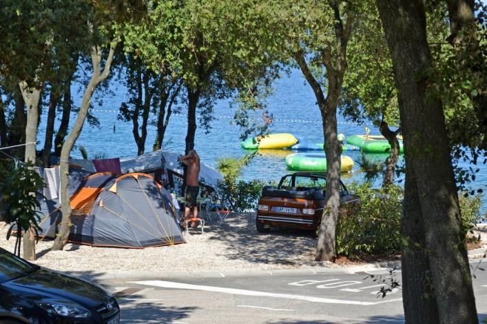 Val Saline Camping