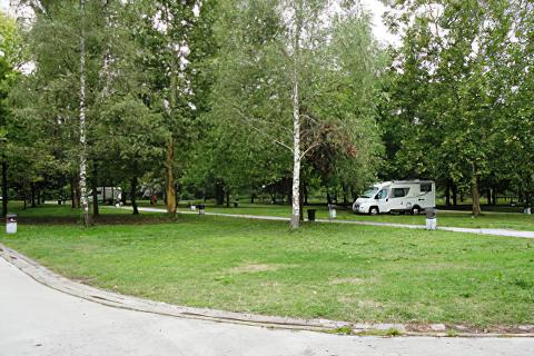 Plitvice Zagreb Camping