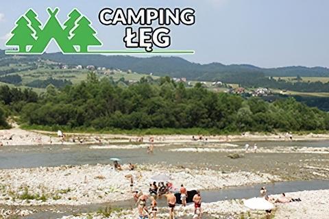 Camping Łęg (nr 29)