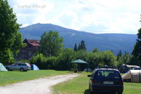 Camping Pod Klonem