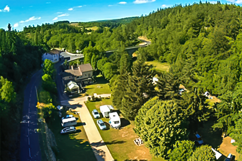 Camping Du Pont De Braye
