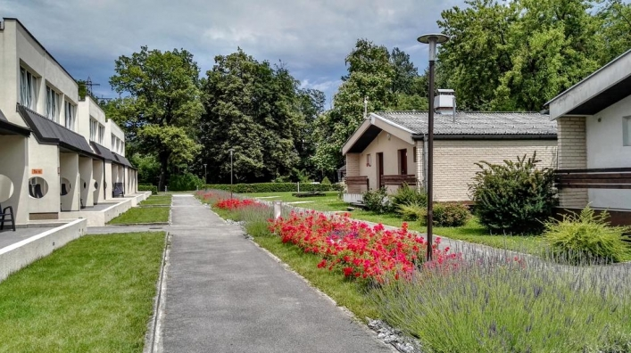 Ljubljana Resort hotel & camping