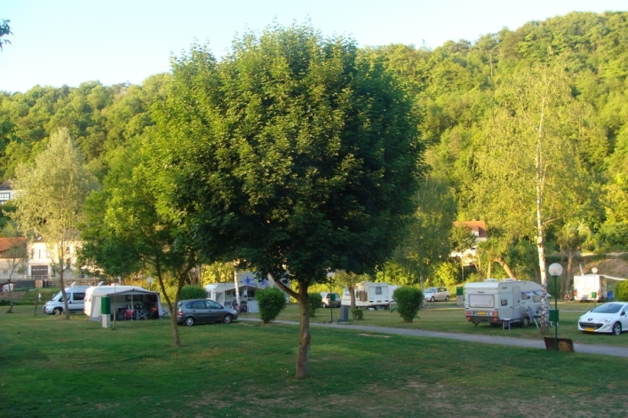 Camping du Rivage