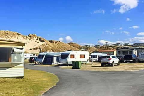 Tramore Beach Caravan and Camping Park
