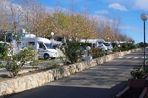Camping La Rosaleda - Conil - Cádiz - Andalucía - España