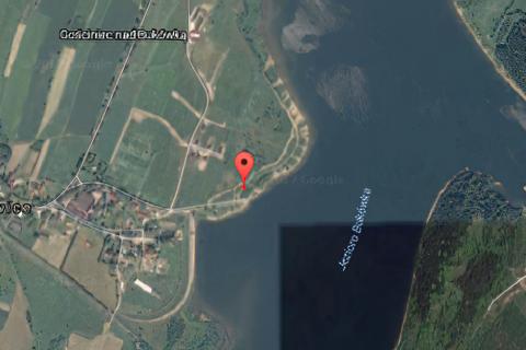 Miejscówka 457 - jezioro Bukówka