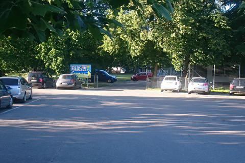 Miejscówka 459 - Puck parking free