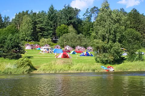 Camp Bítov spol.s r.o. -Vranovská přehrada