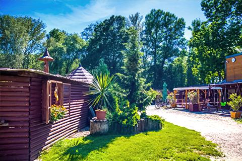 Camp Pálava - Nové Mlýny