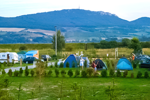 Camping Free Star Strachotín