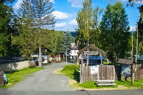 Camping Harrachov - Jiskra