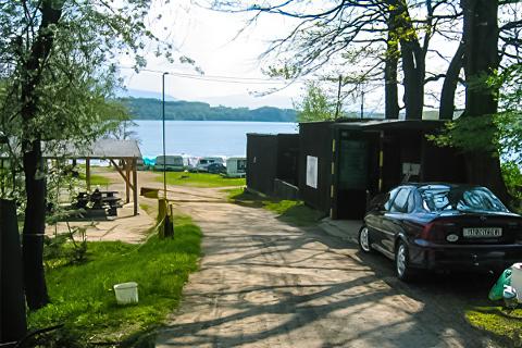 Camping Rybárna