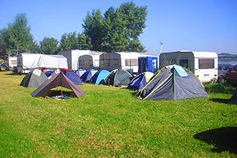 Camping U Vody Dolni Vestonice