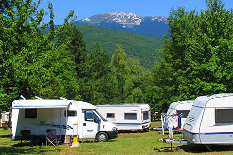 Auto-Camp Borje
