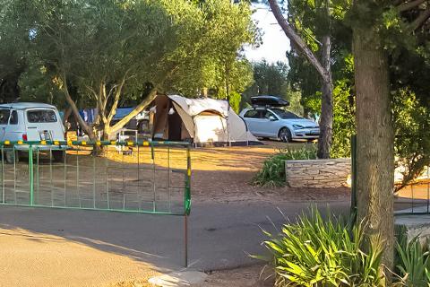 Camping Mindel