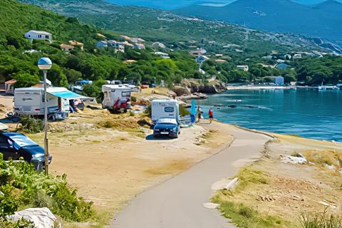 Camping Punta Povile