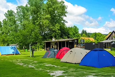 Camping Radonja