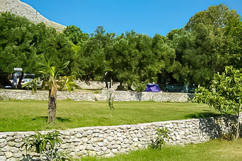 Camping Trsteno