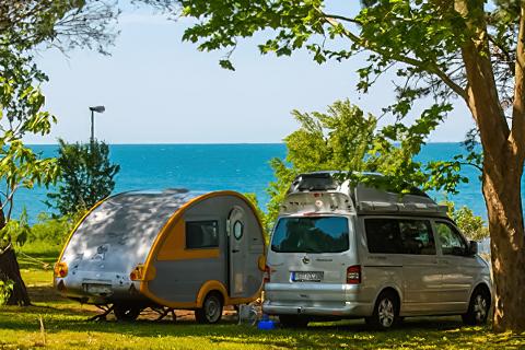 Camping Veli Jože