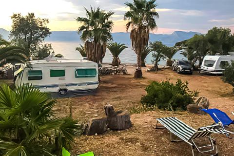 Camping Vrila