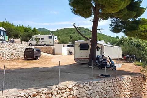 Mini-camping Paradiso