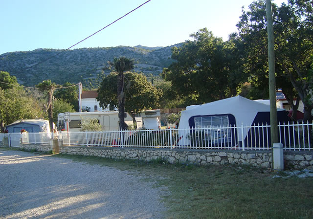 Mini-camping Punta