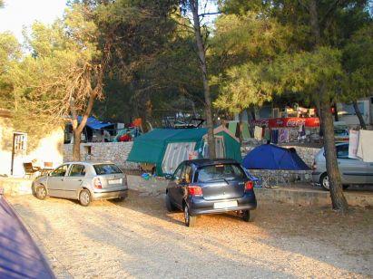 Mini-camping Tomas
