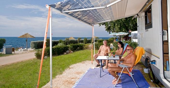 Naturist Camping Solaris
