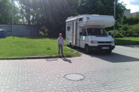 Miejscówka 466 - Olsztyn planetarium