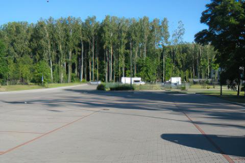 Miejscówka 467 - Olsztyn kąpielisko miejskie