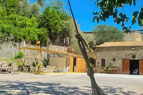 Area Sosta Camper Parking Sant'Antonio