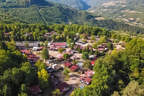 Campeggio Alta valle Staffora