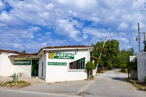 Campeggio Athena