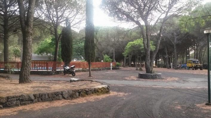 Campeggio Etna